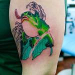 frog-tattoo