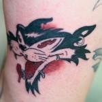 francine tattoo