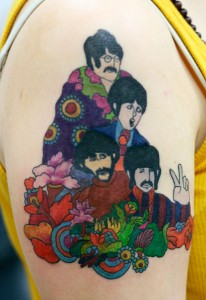 beatles-tattoo
