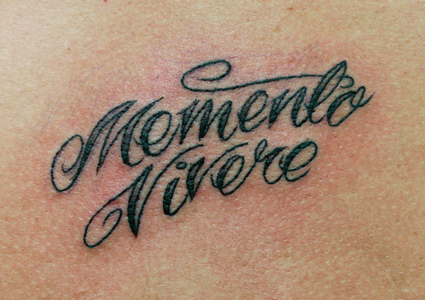 Tatuoinnit / Tattoos » memento-vivere