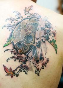 wave-skull